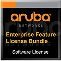 HP Aruba Enterprise Feature License Bundle - Includes 1 of Each of LIC-AP, LIC-PEF, LIC-RFP and LIC-AW