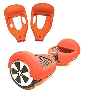 """Hoverboard Protectora Cubierta Carcasa Funda de Silicona para 6.5"""" Smart Scooter Balance Patinete Electrico 2"""