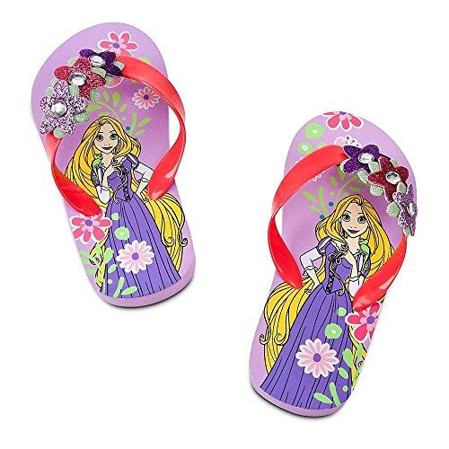 Disney Princess Tangled Rapunzel Flip Flops (7/8)