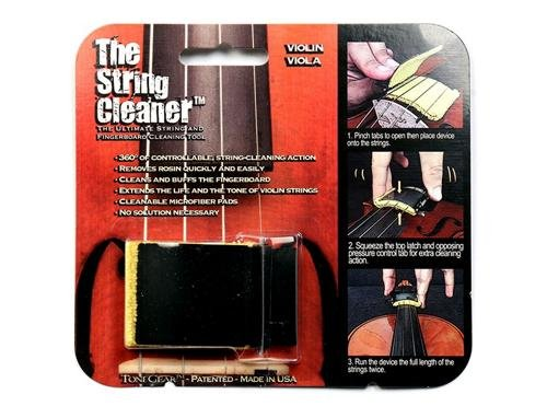 Tonegear String Cleaner Violin Viola product image
