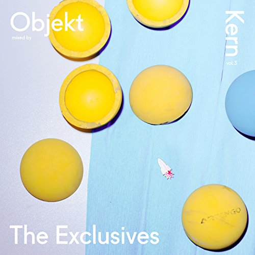 VA - Kern Vol 3 Mixed By Objekt - (KERN003CD) - CD - FLAC - 2016 - CMC Download