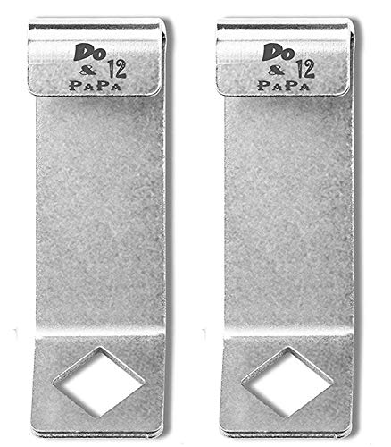 - DO&Papa 2 Pack Cooler Lock Bracket Fits Rtic & Yeti Professional Grade Stainless Steel Thick Durable Ice Chest Lock Tie Down Locking Coolers Accessories Comes with Bottle Opener