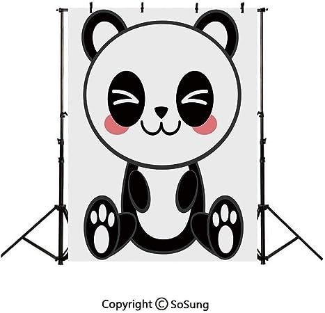 6x4ft Vinyl Anime Backdrop For Photography Cute Cartoon Amazon Co Uk Camera Photo