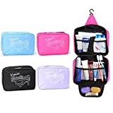 BEST DEALS - Travel Organizer Bag Case Traveling Multipurpose Pouch for Cosmetic Makeup Toiletry - Assorted Color