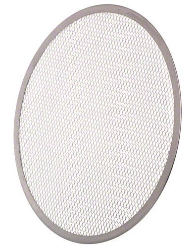 Update International PS-14 Aluminum Pizza Screen, 14-Inch - Set of 3 by Update International