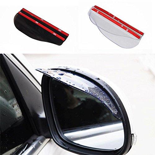 wasserdicht Augenbrauen Regenschutz f/ür Auto Spiegel links und Licht Regen Schutz Auto Seite Au/ßenspiegel Regenschutz Gap