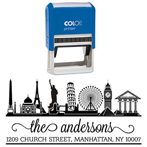 Custom Return Address Wonders Printtoo product image