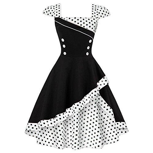 50 style swing dresses - 5