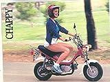 1978 1979 1980 1981 1982 ? Yamaha Chappy 50 Moped Minibike Brochure