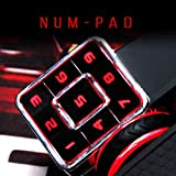 Commander 17-Button Programmable Mouse - Number Pad