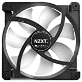 NZXT FN V2 140mm Performance Case Fan Cooling (RF-FN142-RB)