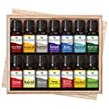 Plant Therapy Essential Oils Top 14 Synergies Set 100% Pure, Undiluted, Natural Aromatherapy, Therapeutic Grade 10 mL (? oz)