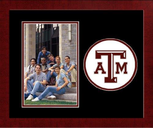 Ncaa Picture Frame (NCAA Texas A&M Aggies University Spirit Photo Frame (Horizontal))