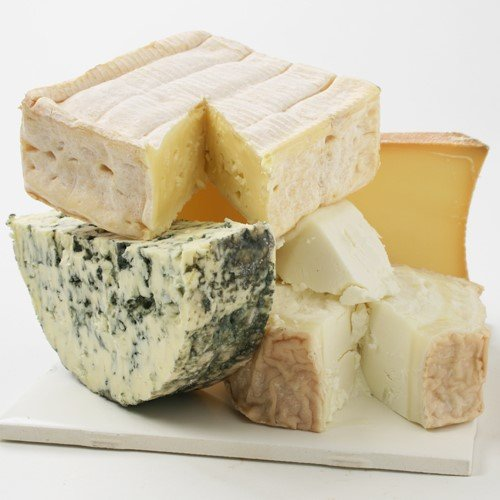 French Cheeses for the Connoisseur Assortment (30.5 ounce) (French Sampler Cheese)