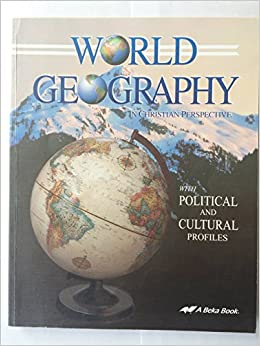World geography in christian perspective with political and cultural world geography in christian perspective with political and cultural profiles amazon books gumiabroncs Gallery