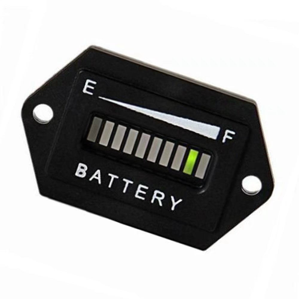 JahyShow 36 Volt Battery Indicator, Meter,Gauge for EZGO, ClubCar Golf Cart Forklift ATV