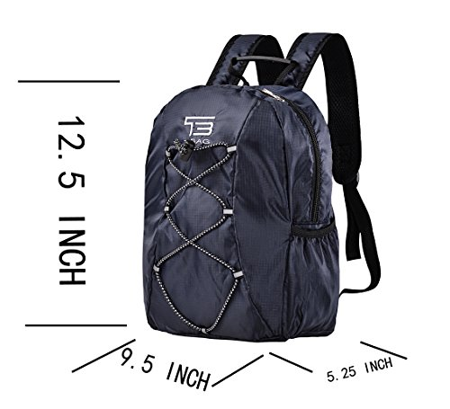 TIBAG 30L 35L Water Resistant Lightweight Packable Foldable Hiking ... d9324aea27