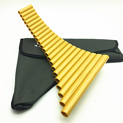 Panforest Pan Flute 22 Pipes Handmade Bamboo Flauta pan pipes Handmade Panflutes Flauta Musical Instruments Professional Concert Instrument