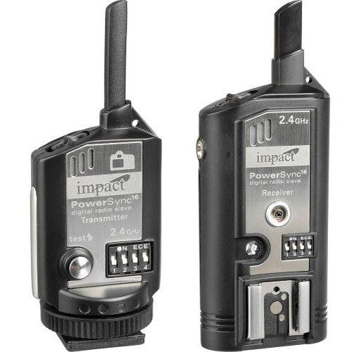 Impact PowerSync16 DC Radio Slave System by Impact