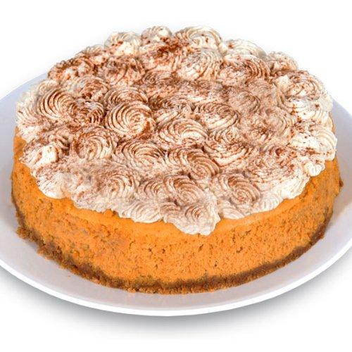 Pumpkin Cheesecake - Pumpkin Cheesecake