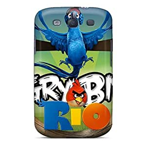 Samsung Galaxy S3 DsT4333IAtL Support Personal Customs High-definition Rio 2 Pictures Durable Hard Phone Cases -SherriFakhry