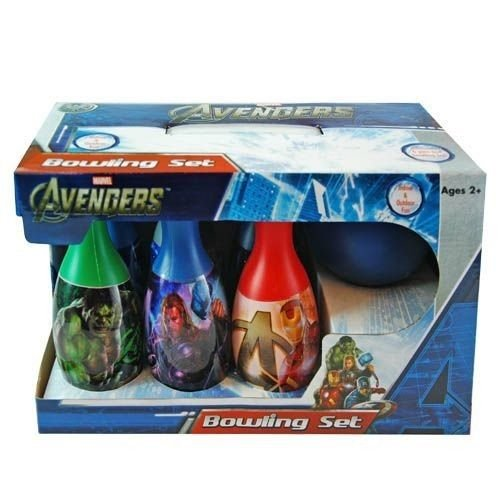 New Avengers Bowling Set for Boys by Marvel