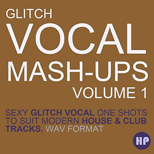 - Glitch Vocal Mash Up - 100s of vocal snippets chopped samples | Download