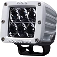 Rigid Industries Marine D-Series D2 HD LED Light - Driving Light (Single) 70131