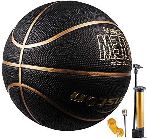 Senston Balon Baloncesto Interior/Exterior Balon de Baloncesto Adulto/Juventud Tamaño 7: Amazon.es: Deportes y aire libre