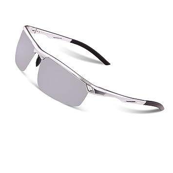 587052ca08 Duco Men s Sports Style Polarised Sunglasses Driver Glasses 8550 ...