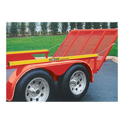 Utility Trailer Ramps - Gorilla-Lift 2-Sided Tailgate Lift Assist, Model 40101042GS