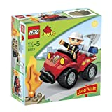 LEGO DUPLO Fire Chief 5603 [Toy] (japan import)