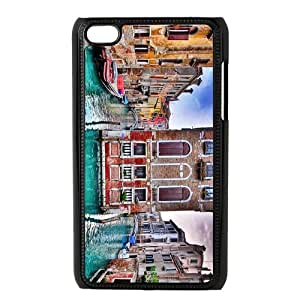 DIY Case Italy Venice City Hard Plastic iPod Touch 4/4G /4th Generation Case (3)