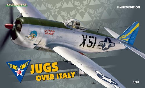 Eduard Models Jugs over Italy Limited Edition Aircraft