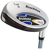 Tour Edge Lady Bazooka QLS Hybrid Club : right, 28