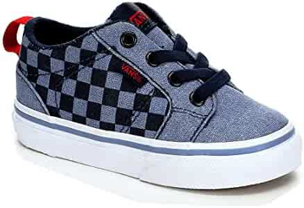 127b07308cec0 Shopping Vans - Athletic - Shoes - Boys - Clothing, Shoes & Jewelry ...