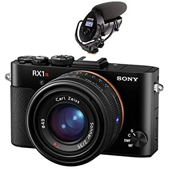 Amazon.com : Sony Cyber-Shot DSC-RX1R II Full Frame Digital Camera ...