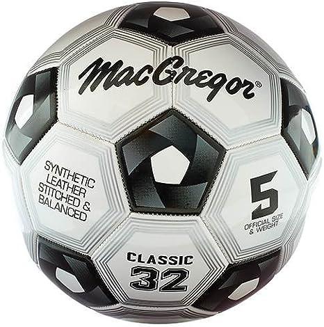 MacGregor – Classic – Balón de fútbol, tamaño 5: Amazon.es ...