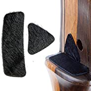 Archery Arrow Rest Stick Fur Stick on Bow Riser for Recurve Bow American Hunting Shooting Target Accessory Tra