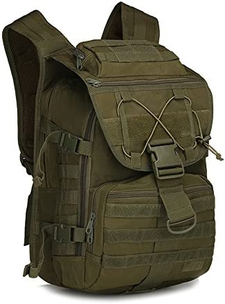 K-mover Military Tactical Backpack Laptop Backpack Army Molle Survival Hiking Backpack for Traveling