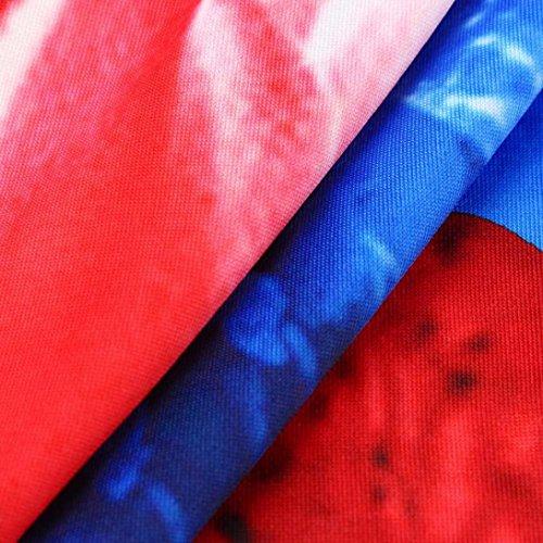 Casuale Size Prendisole Per Prendisole Sulla Spiaggia D'estate Maxi Floreali Lungo Donne Sera Donne Spiaggia Festa Le Plus C Vestito qP6TnHwv