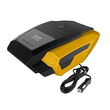 SODIAL Bomba inflable portatil Compresor de aire de ...