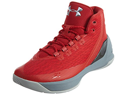 Under Armour - Chaussure de Basketball Under Armour Stephen Curry 3 Davidson Pointure - 43
