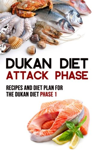 Dukan Diet Attack Phase Recipes product image