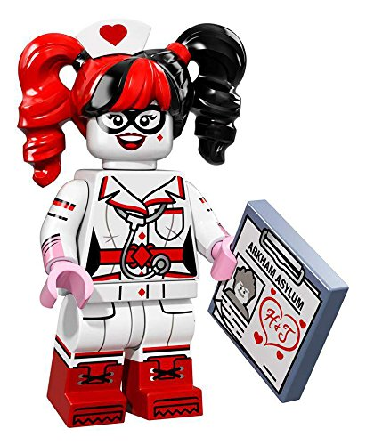 LEGO Batman Movie Harley Minifigure