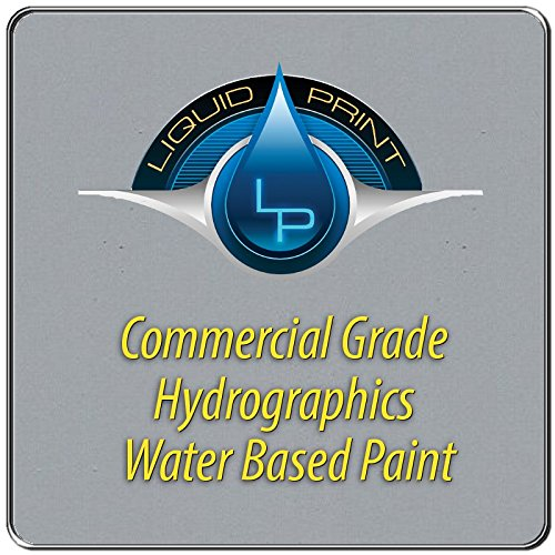 Natural Gear Hydrographics Paint - 1 Quart - Water Based - Liquid Print Hydrographics Paint Supplies by Liquid Print