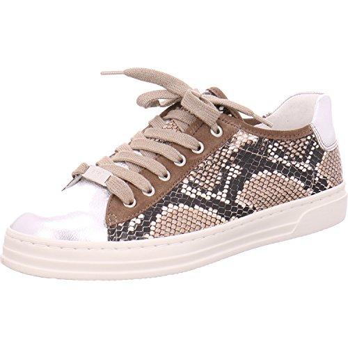 ARA Shoes . Silber Metallic