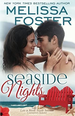 book cover of Seaside Nights
