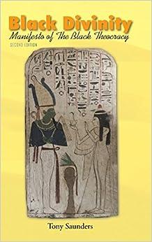 Book Black Divinity: Manifesto of the Black Theocracy Second Edition