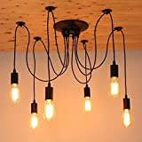 Demola Lighting Demola E27 40W Retro Edison Light